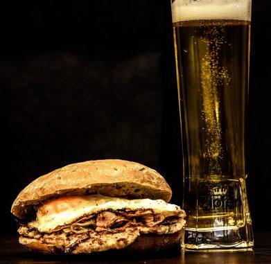 Burger und Beer