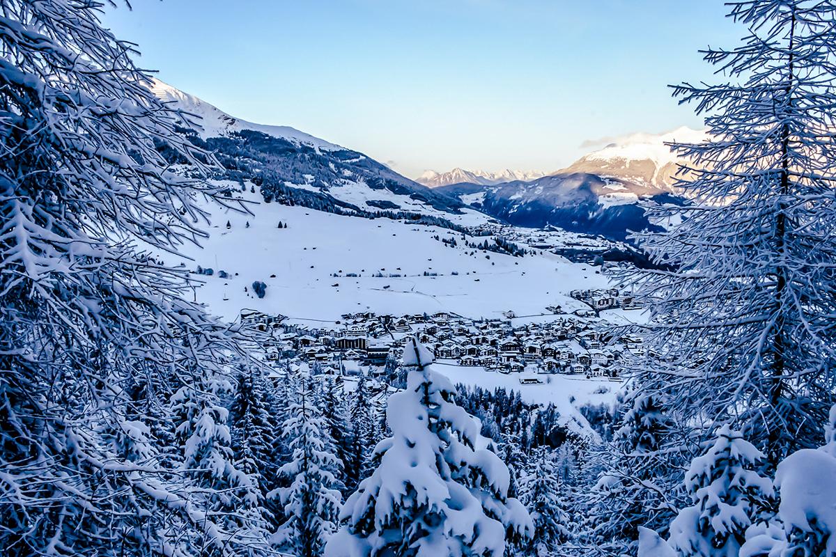 Natur Winter
